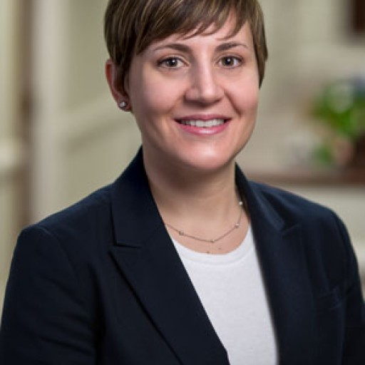 "Brittany S. Cates Named a ""New Leader in the Law 2015"""